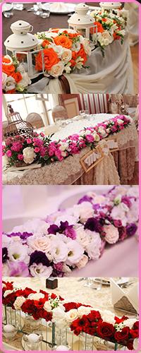 aranjamente floarale nunta